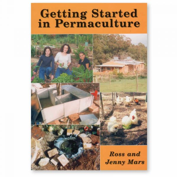 Permaculture experts Ross and Jenny Mars outline the steps to transform your garden into a productive living system