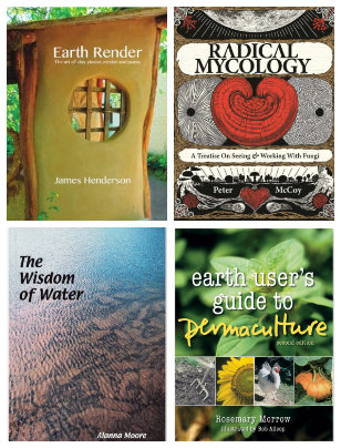 New Permaculture Books