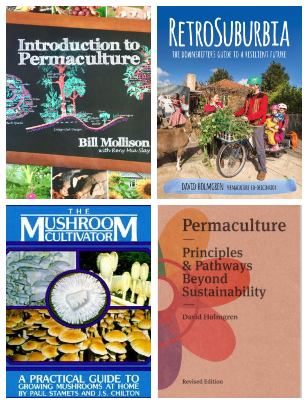 Permaculture Book Bundle