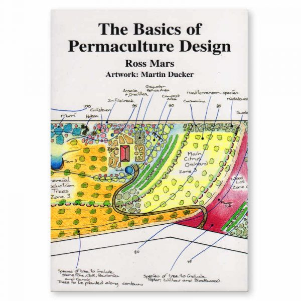 The Basics of Permaculture Designis an introduction to the principles of permaculture, design processes, and the tools needed for designing sustainable gardens, farms, and larger communities.