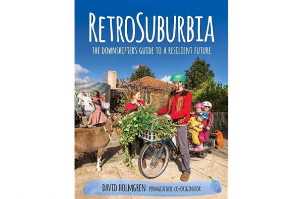 A permaculture manual which guides people to shift towards a better way of life.